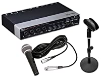 【宅録セット】Steinberg USB AUDIO INTERFACE 24bit / 192kHz UR44