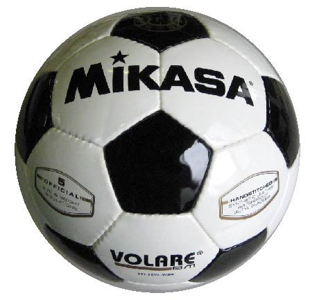 サッカーボール 検定球 5号 SVC50VL