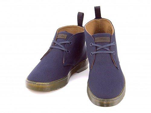 [ドクターマーチン] Dr.Martens メンズ スニーカー デザートブーツ メイポート 2 アイ デザートブーツ MAYPORT 2EYE DESERT BOOT 16516410 ネイビー 25.0cm