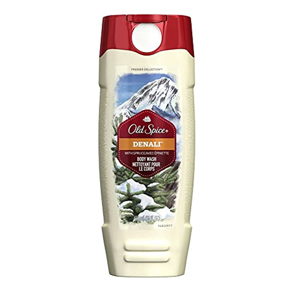 呼ぶ血色の良い大事にするOld Spice Men's Body Wash, Denali Scent, 16 Oz by Old Spice