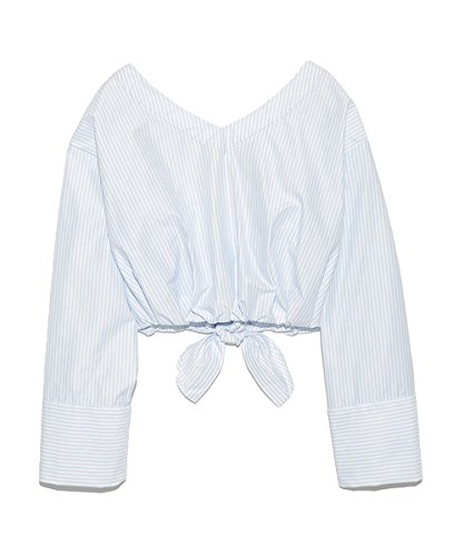 (スナイデル)snidel バックシャンシャツの詳細を見る