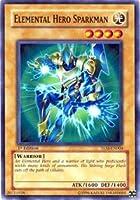Yu-Gi-Oh! - Elemental Hero Sparkman (TLM-EN004) - The Lost Millennium - 1st Edition - Common