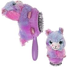 Wet Brush Kids Plush Brush Kids Toy Hair Brush (Llama)
