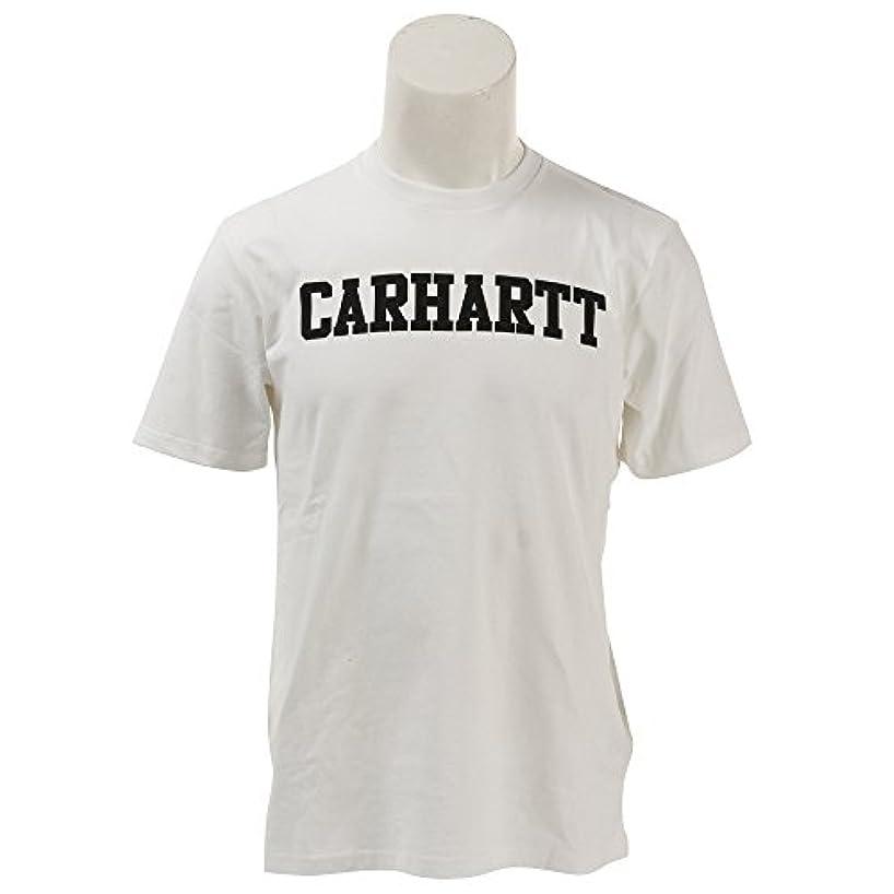 振るコンチネンタルオーブンカーハート(カーハート) COLLEGE 半袖Tシャツ I024772029018S