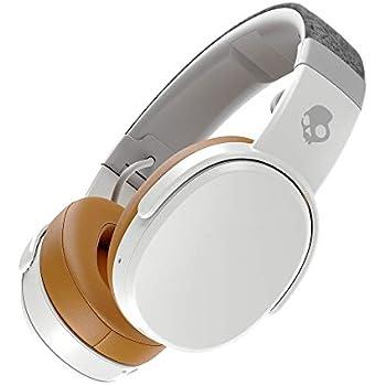 Skullcandy Crusher Wireless ワイヤレスヘッドホン Bluetooth対応 GRAY/TAN S6CRW-K590【国内正規品】
