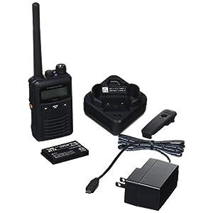 スタンダード デジタル簡易無線(登録局)1Wタイプ携帯型デジタルトランシーバー VXD1