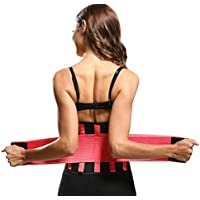 Laxuri WS900 Lumbar Support Belt, Relieve Lower Back Pain,Adjustable,Breathable (XX-Large)