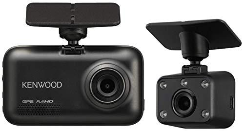 DRV-MP740ケンウッド車室内撮影対応2カメラドライブレコーダー DRV-MP740
