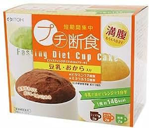 ファスティングダイエットカップケーキ