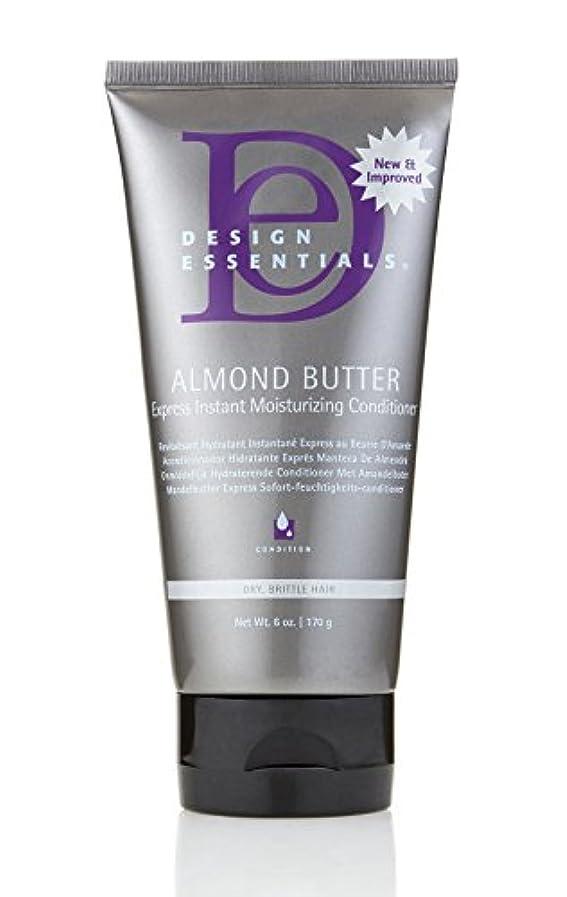 シンプルさ繊細起点Design Essentials Almond Butter Express Instant Moisturizing Conditioner - 6oz.