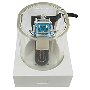 ナガオカ カートリッジ DJ-03HD スクラッチ対応カートリッジ ヘッドシェル付