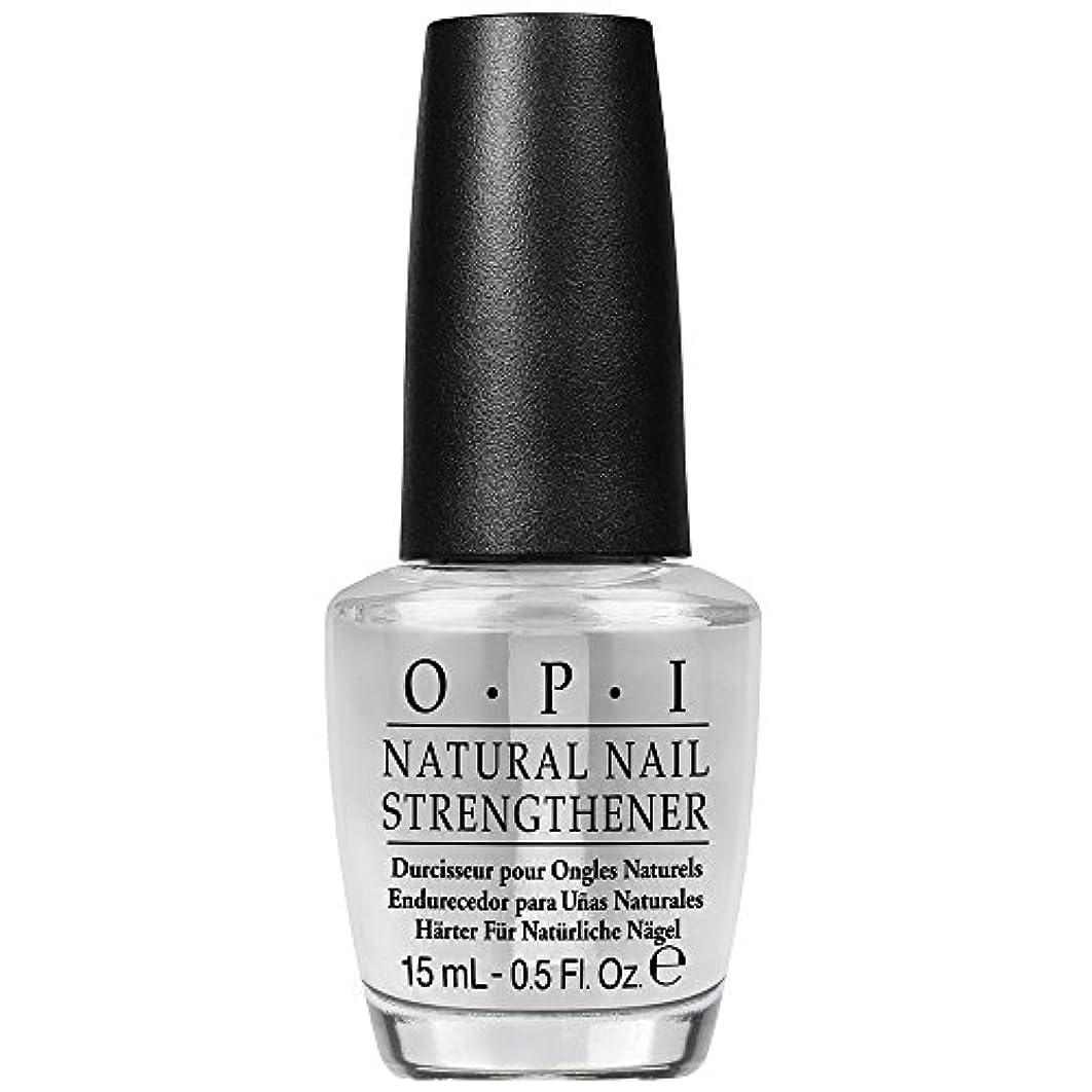 用心深い電池段落OPI(オーピーアイ) ナチュラルネイルストレンスナー