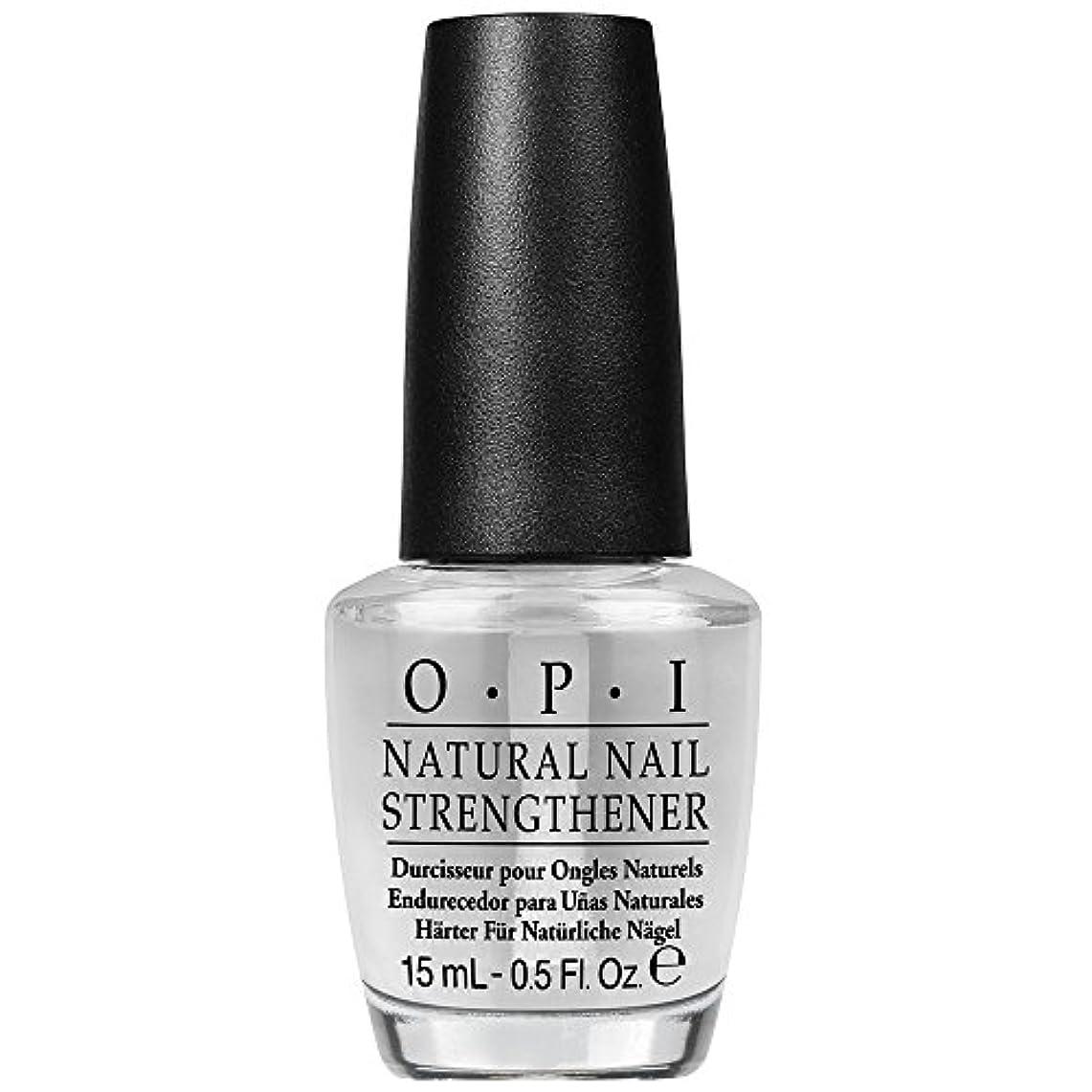 フロー加入世代OPI(オーピーアイ) ナチュラルネイルストレンスナー