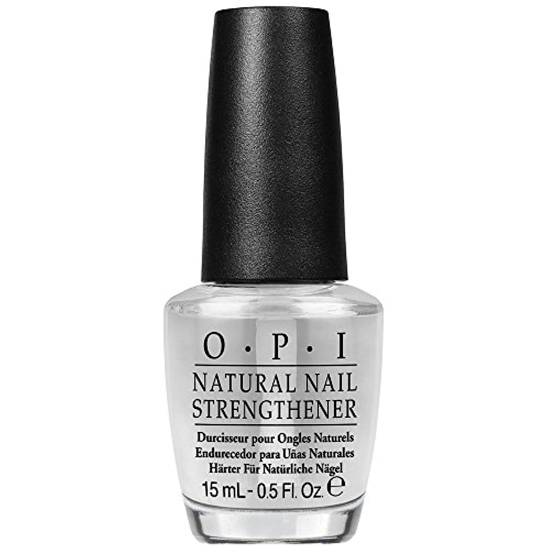 衣服推進後方OPI(オーピーアイ) ナチュラルネイルストレンスナー