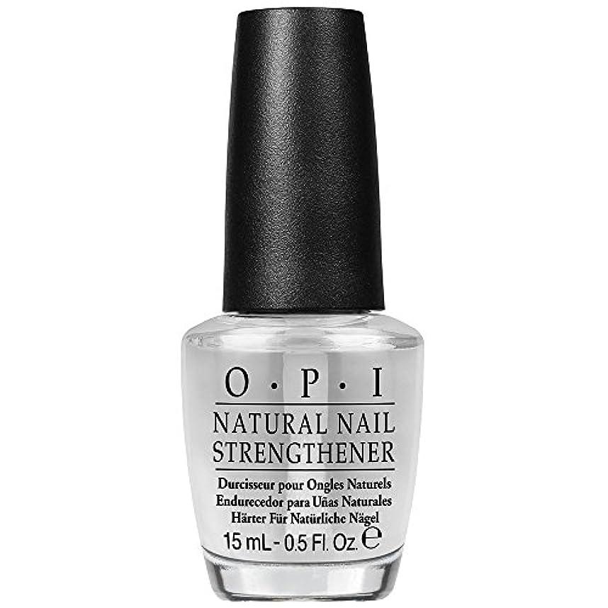 観察ブレース統合するOPI(オーピーアイ) ナチュラルネイルストレンスナー 単品