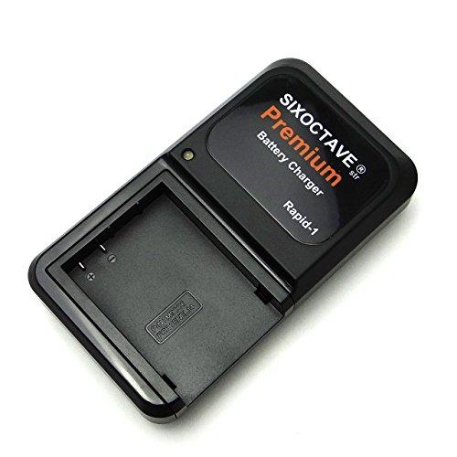 [プレミアム チャージャー] NIKON ニコン EN-EL14 / EN-EL14a 用急速互換充電器 MH-24 / MH-24a 純正・互換バッテリー共に対応 P7000/ P7100/ P7700/ D3100/ D3200/ D3300/ D3400 / D5100/ D5200/ D5300/ Df カメラ バッテリー チャージャー