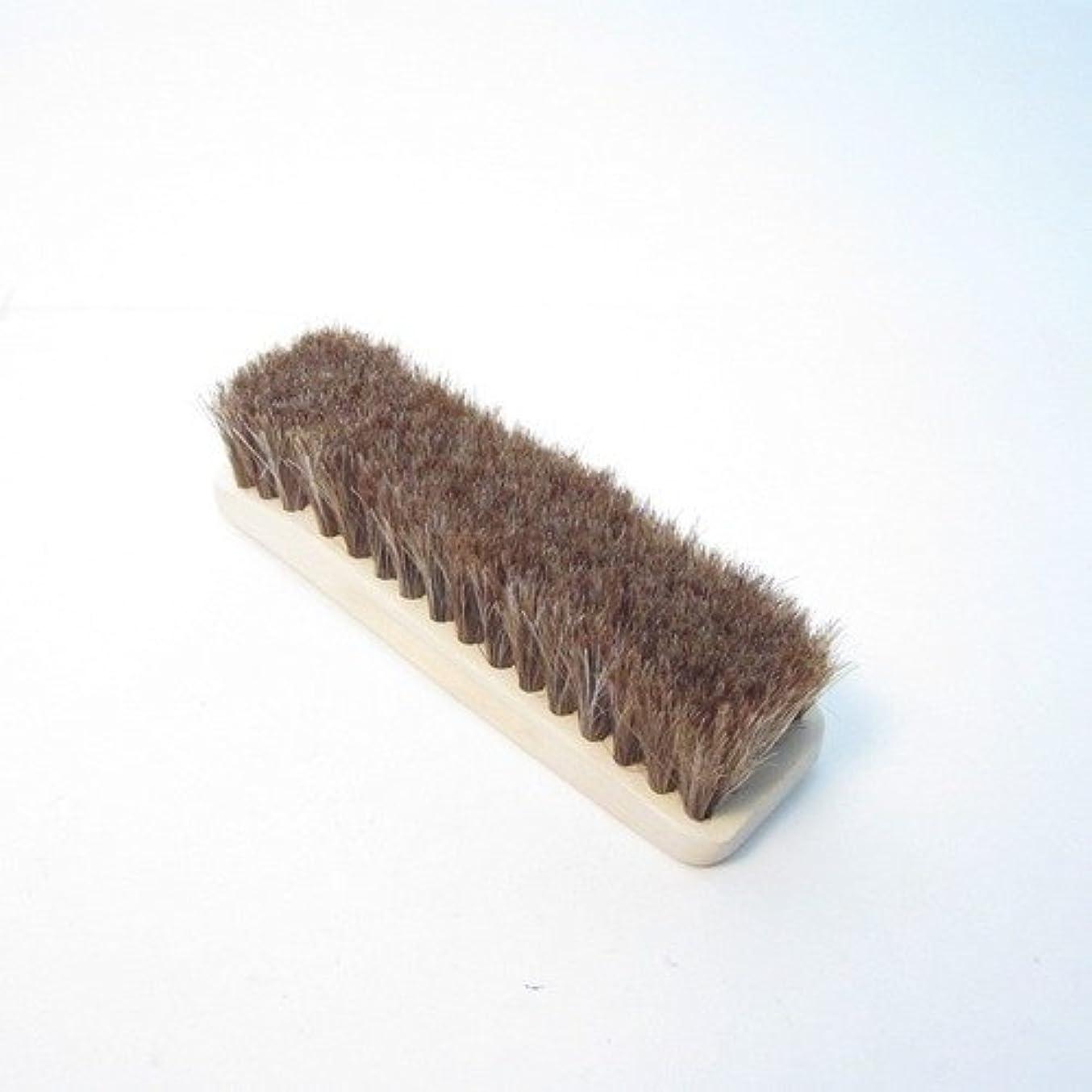 くぼみマエストロバス[矢澤] 白木ブラシ ホースヘア