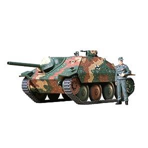 タミヤ 1/35 ミリタリーミニチュアシリーズ No.285 ドイツ陸軍 駆逐戦車 ヘッツァー 中期生産型 プラモデル 35285