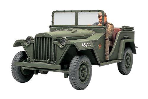 1/48 ミリタリーミニチュアシリーズ No.42 ソビエト・フィールドカー GAZ-67B