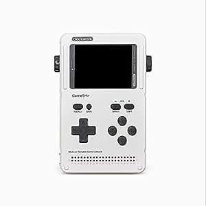 GameShell モジュラー型 携帯ゲーム機 ホワイト