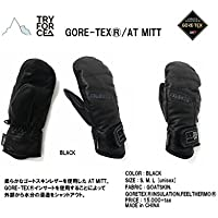 TRY FORCE/トライ フォース GLOVES 【AT MITT】GORE-TEX (BLACK, S)