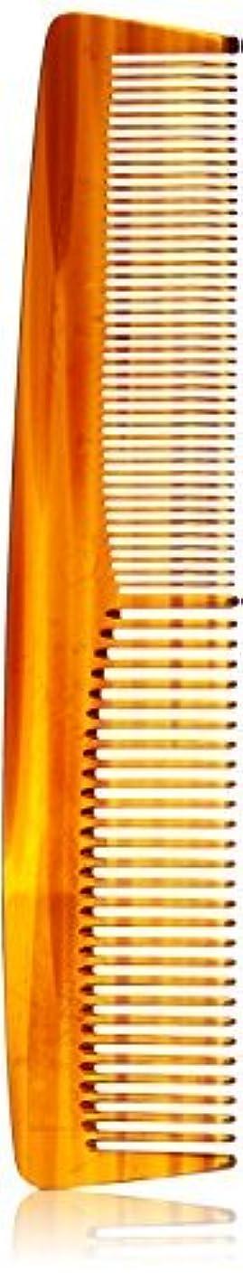 刈る特定の風が強いCreative Hair Brushes Handcrafed Tortoise Shell Comb C4 [並行輸入品]