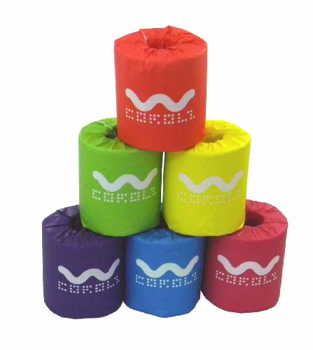 RoomClip商品情報 - トイレットロール カラーパステルシリーズ 6色セット