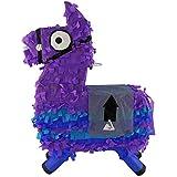 Lytio Llama Loot バトルロイヤル ピニャータ パーティー記念品 誕生日パーティーに最適 装飾とフォトブートアクセサリー 高さ21インチ 長さ15.5インチ 幅4.5インチ