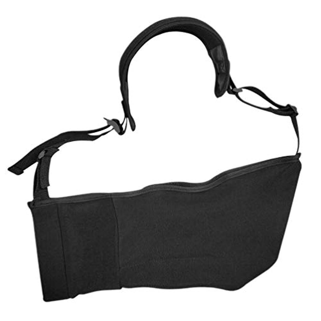 玉ねぎ模索囚人Heallily アームサポートショルダースリングバンド壊れたアームブレースイモビライザー肘安定器患者男性女性用
