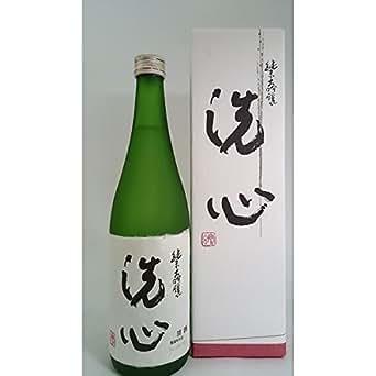 朝日山 洗心 純米大吟醸 720ml