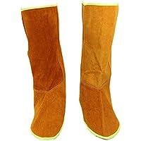 yotijar 1 Pair Of Shoe Protectors Resistant Welding Gear In