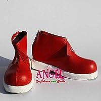 【サイズ選択可】男性28CM B1B00219 コスプレ靴 ブーツ 史上最恐の美術館【実況】Ibイヴ Ib イヴ