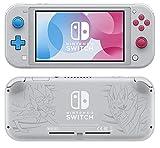 【新型】Switch Lite本体 ポケモンソード&シルバーデザイン