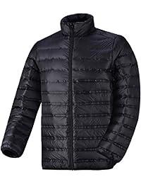 メンズ ライト ダウン ジャケット ダウンジャケット 軽量 暖かい アウトドア 登山 防寒 ウルトラライト コート 保温