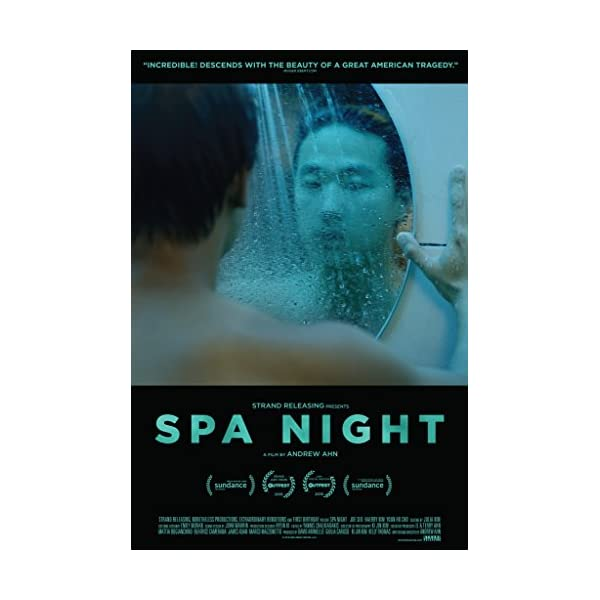 Spa Night [DVD] [Import]の商品画像