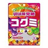 UHA味覚糖 コグミ 袋 85g 80コ入り