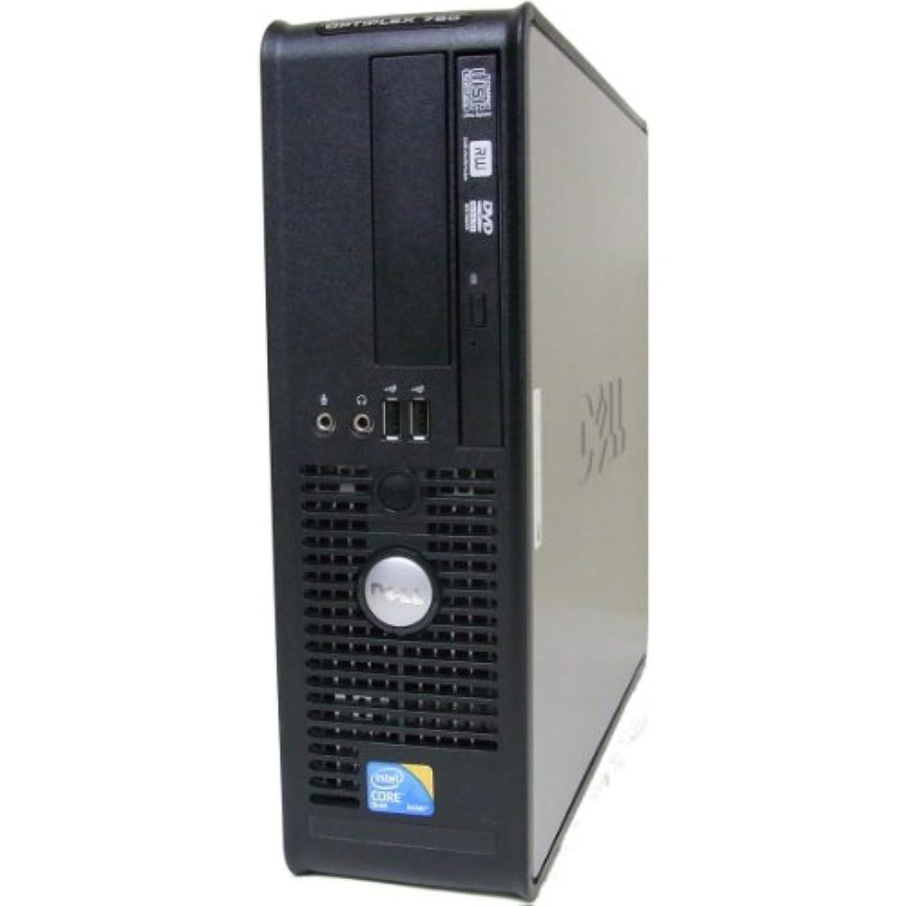 昇るペチュランス利得パソコン デスクトップ DELL OptiPlex 780 SFF Core2Quad Q9650 3.00GHz 4GBメモリ 320GB Sマルチ Windows7 Pro 搭載 リカバリーディスク付属