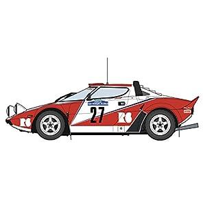 ハセガワ 1/24 ランチア ストラトス HF 1982 タルガ フローリオ ラリー プラモデル 20361