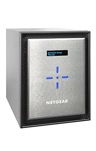 NETGEAR ReadyNAS 626X HDD込5年保証 デスクトップ型6ベイ 6TB Enterprise HDD x6(36TB) RN626XE6-100AJS