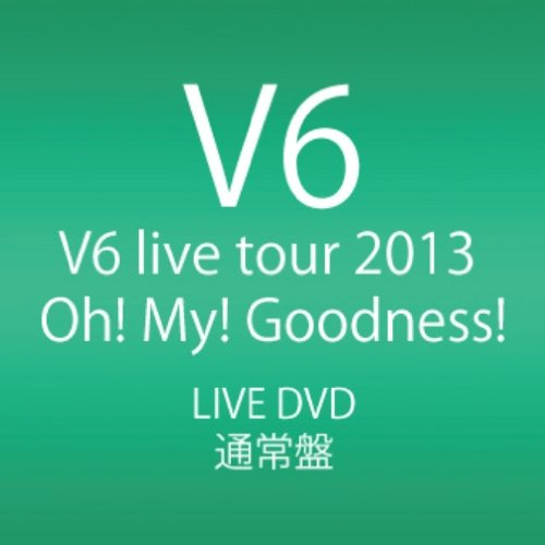 V6 live tour 2013 Oh! My! Goodness! (DVD2枚組)の詳細を見る