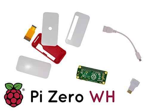 Raspberry Pi Zero WH Official Simple Kit