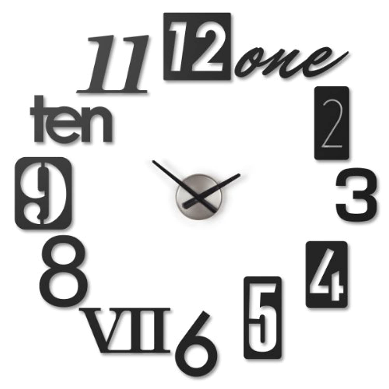 umbra NUMBRA WALL CLOCK(ナンブラ ウォールクロック) 2118430-040