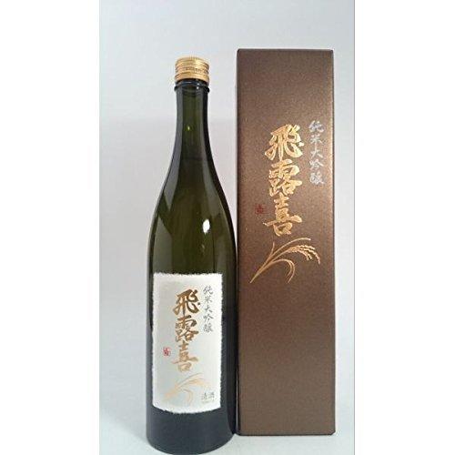 第35位:廣木酒造本店『飛露喜(ひろき) 純米大吟醸』