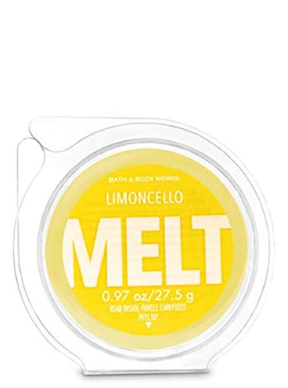 原点皮肉な症候群【Bath&Body Works/バス&ボディワークス】 フレグランスメルト タルト ワックスポプリ リモンチェッロ Wax Fragrance Melt Limoncello 0.97oz / 27.5g