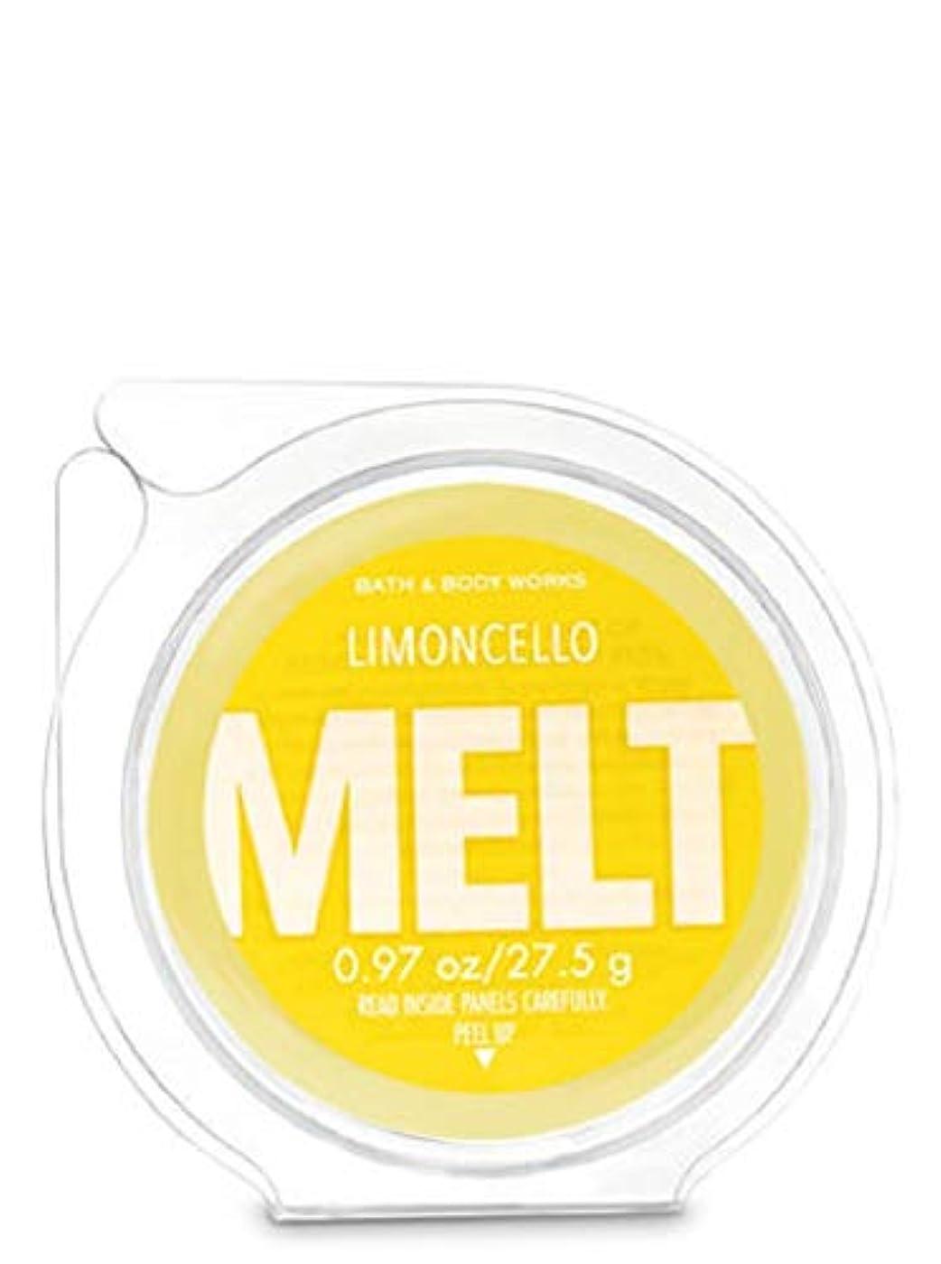 十億つかむ疫病【Bath&Body Works/バス&ボディワークス】 フレグランスメルト タルト ワックスポプリ リモンチェッロ Wax Fragrance Melt Limoncello 0.97oz/27.5g