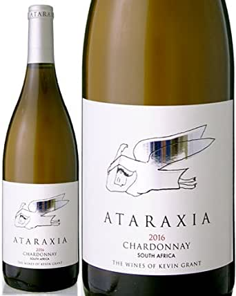 シャルドネ[2016]アタラクシア・ワインズ(白ワイン)