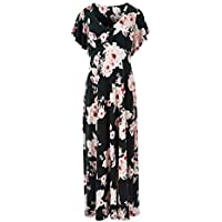 Moonlight Bird Womens Maxi Dresses Lucille Dress Greenbloom - Dresses