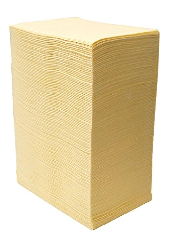 テスピアンリングバックインキュバス【125枚入】ネイルテーブルシート (イエロー) 防水加工 ジェルネイル ネイルペーパー ネイルマット 防水ネイルシート