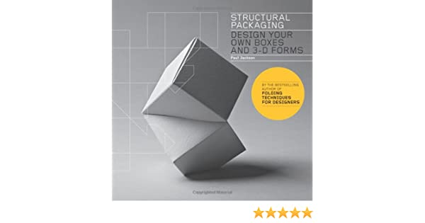amazon structural packaging design your own boxes and 3d forms