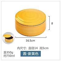 お弁当箱金鍋いかイカ弁当箱寿司料理弁当箱単層ふた弁当箱スナックテイクアウトボックス